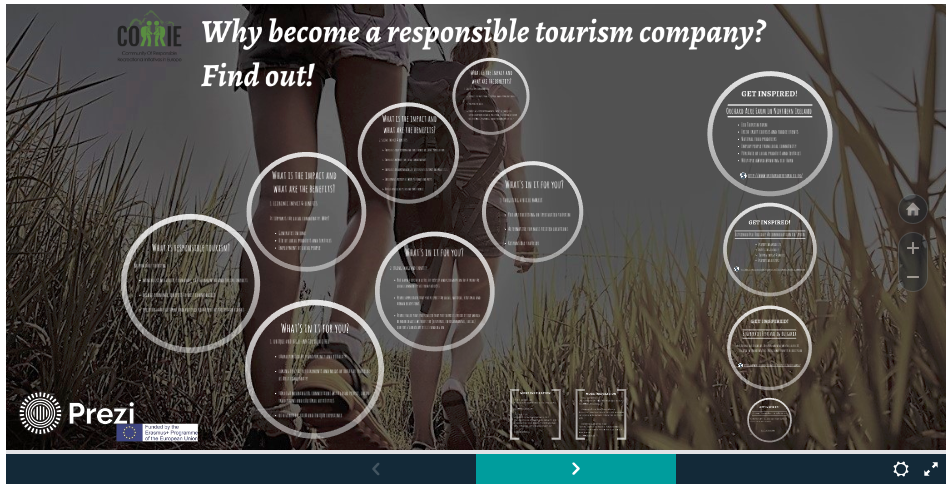 Why become a responsible tourism company?